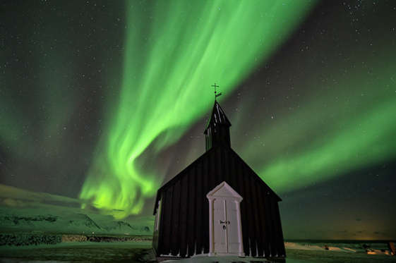 how to increase your chances of seeing the northern lights - Iceland travel tips