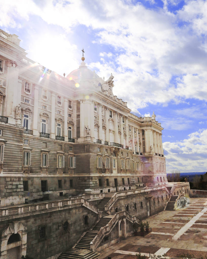 things to do in Madrid, Spain - The royal Palace
