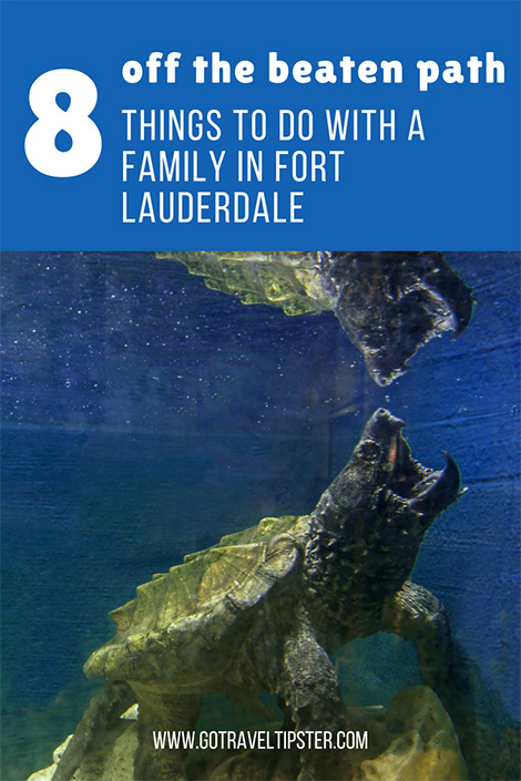 things to do with a family in fort Lauderdale - family fort lauderdale - kids vacation florida - travel tips florida - things to do in Fort Lauderdale - things to do in Florida