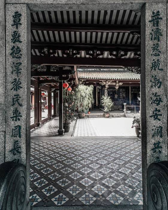 What to see in Singapore in 2 days - Visit Thian Hock Keng