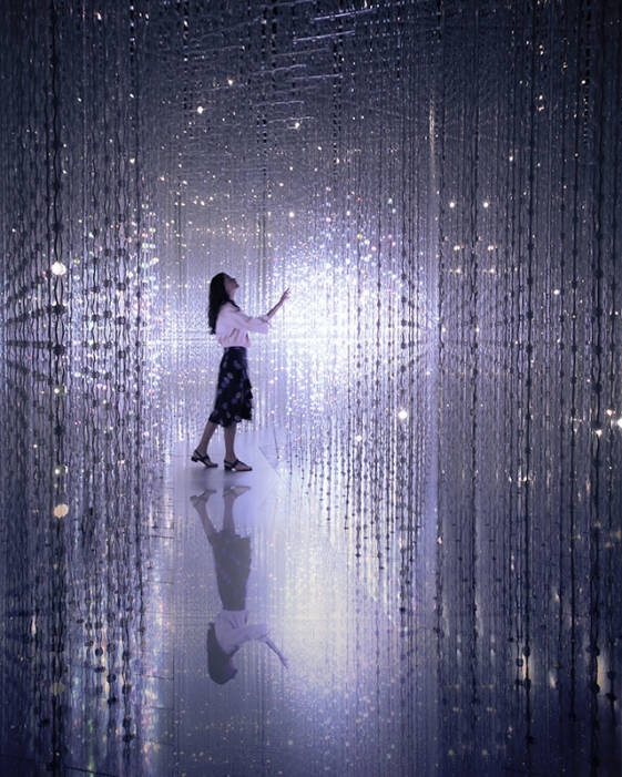 What to do in Singapore in 2 days - visit the art and science museum
