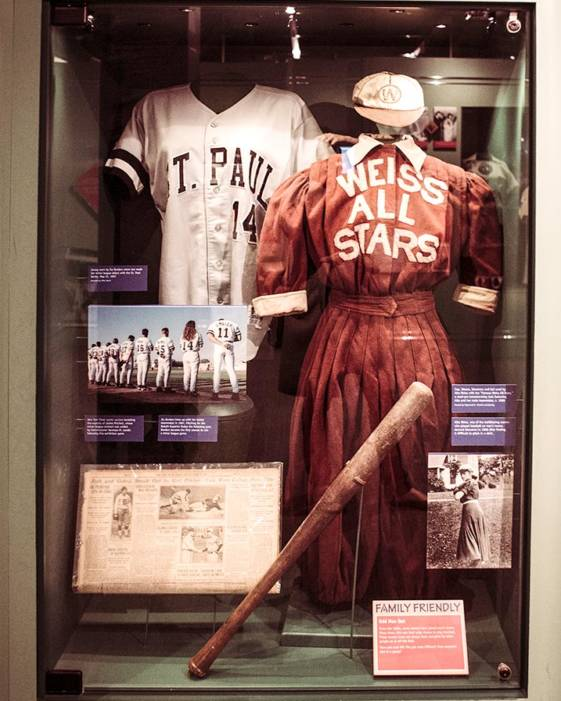 Great weekend getaways from NYC - baseball hall of fame image, Cooperstown.