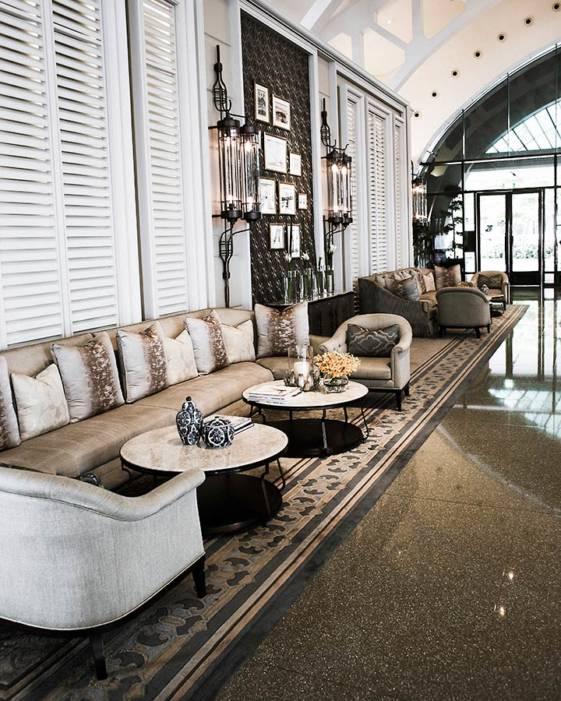 Best luxury hotel in Singapore - Fullerton Bay Hotel