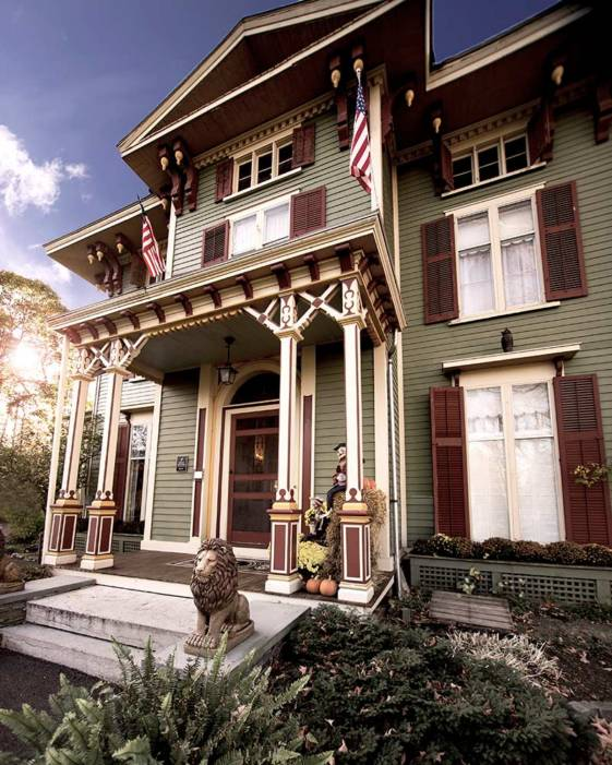 Image of Landmark Inn, great place to stay on weekend getaways from NYC