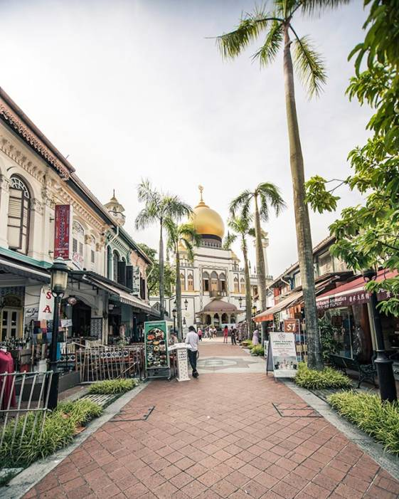 What to do in Singpore in 2 days - Visit the Kampong Glam