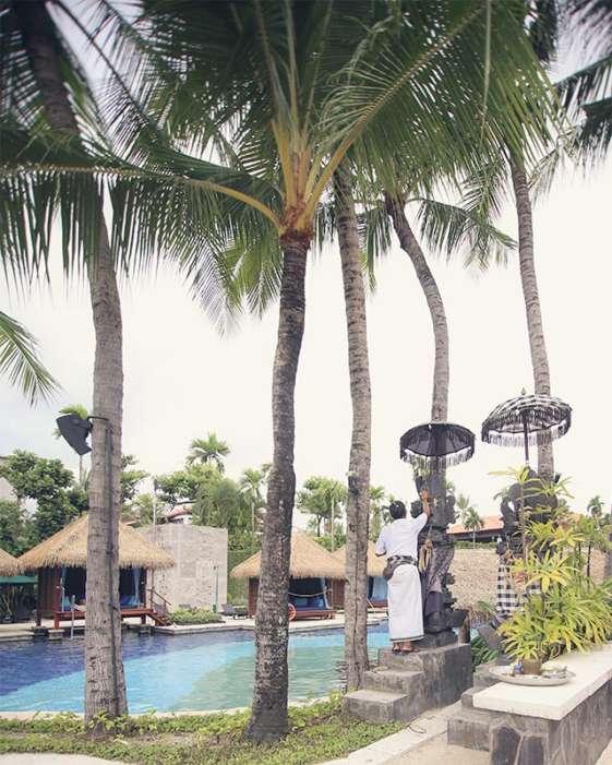 poolside temple hard rock hotel bali resorts