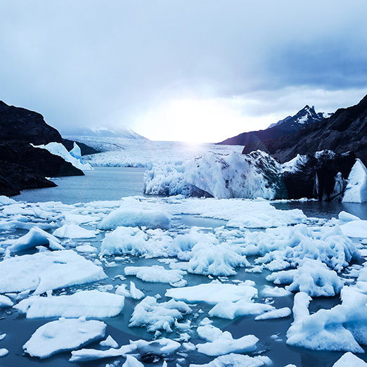 patagonia chile blue glacier
