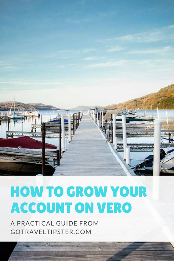 Vero social media how to grow your vero account