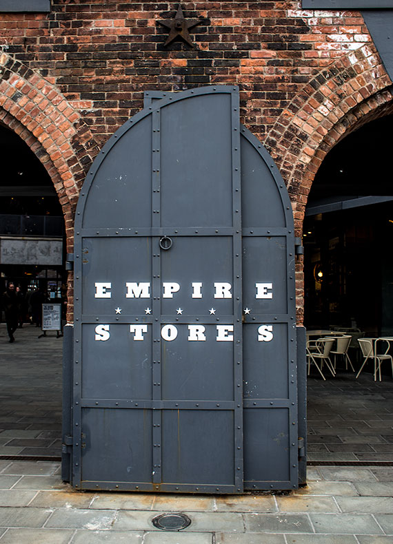 things to do in Brooklyn - shopping in empire stores