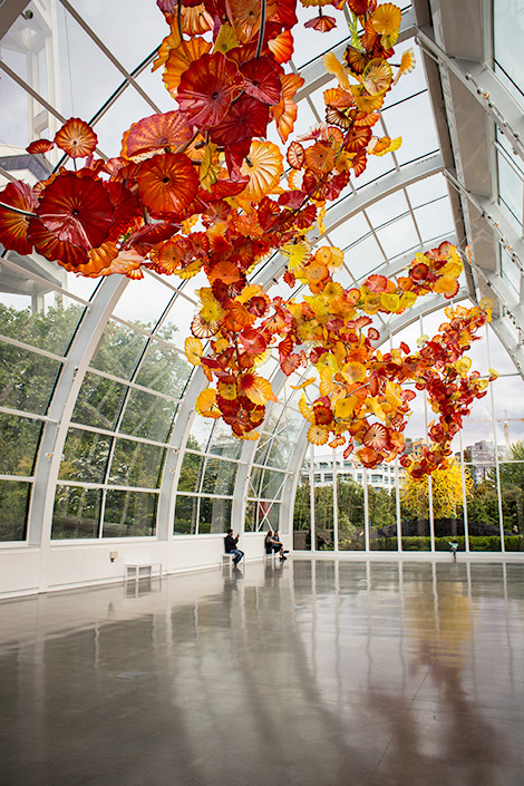things to do in seattle - visit chihuli garden and glass