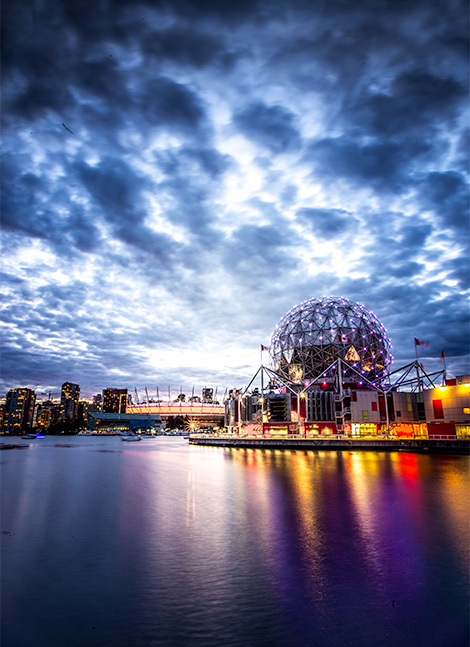 things to do in vancouver: visit the olympic village