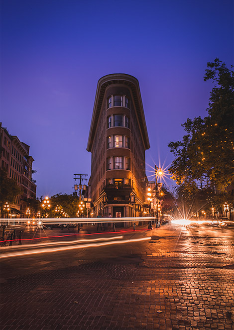 things to do in vancouver - gastown