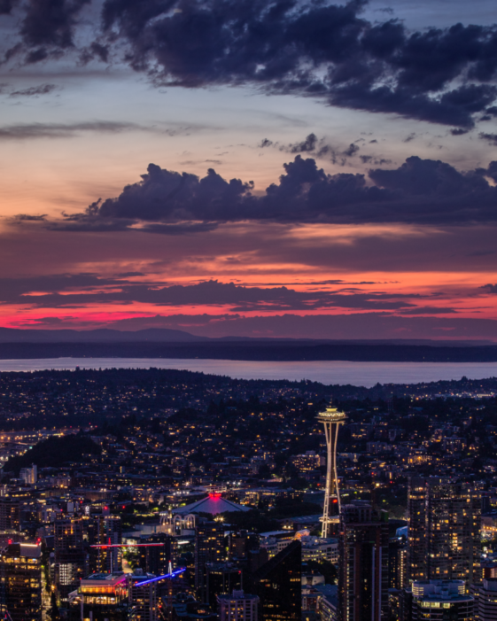 things to do in seattle: sky view observatory