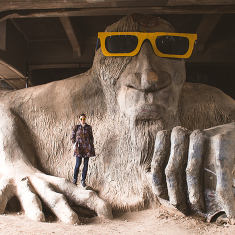 things to do in seattle: fremont troll