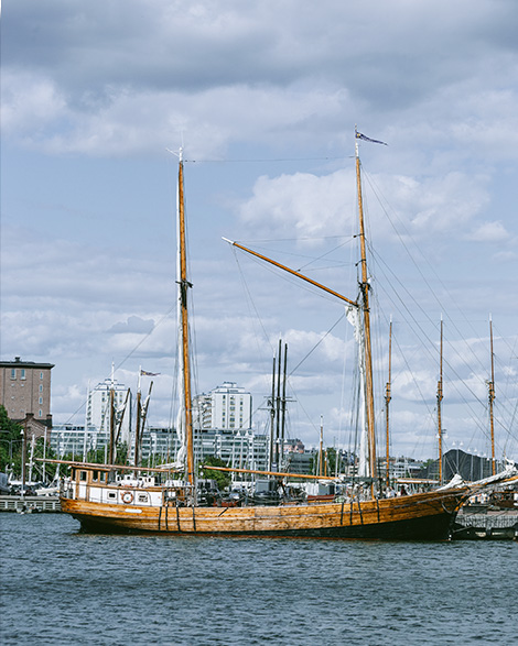 helsinki boat finland gulf of. best places to visit in finland - helsinki