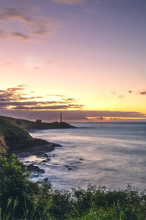Ninini Lighthouse - The Ultimate Kauai Itinerary