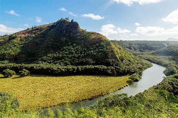 Kauai Itinerary Wailua State Park