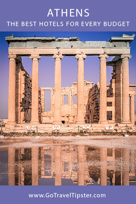 Are you planning to travel to Athens, Greece?  Not sure where to stay?  Check out this helpful hotel list, with options in every price range.  Stay next to the #Placa or the #Acropolis.  Or save money by staying in a private apartment in Athens.