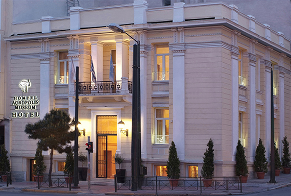 Best Hotels in Athens Greece - The Acropolis Museum