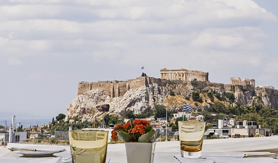 Best Hotels in Athens Greece - King George Hotel