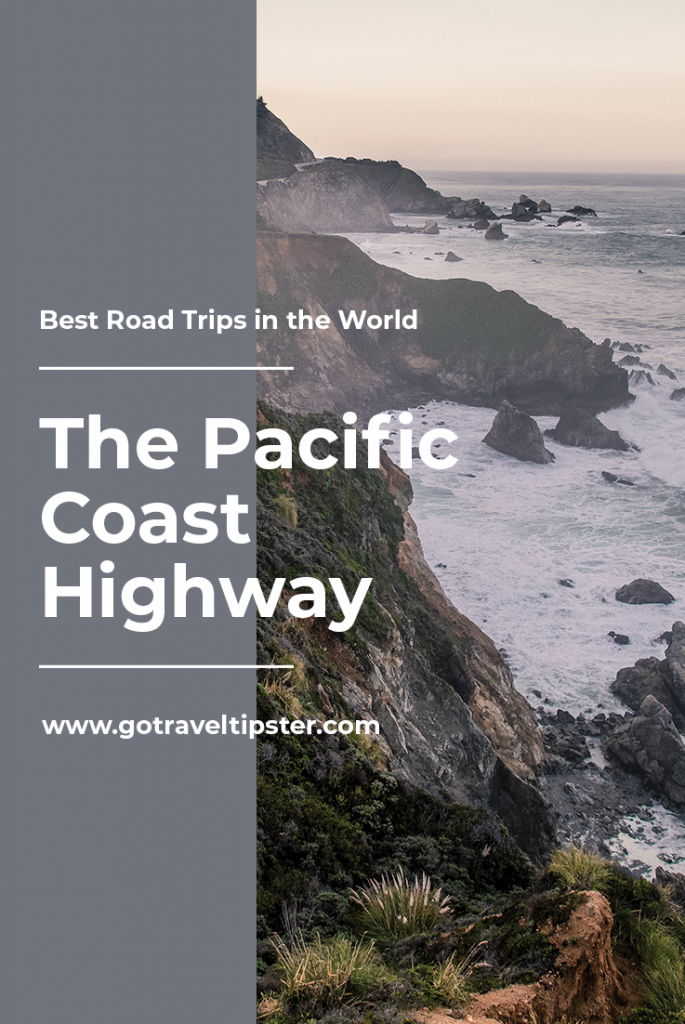 Things to do on the Pacific Coast Highway – from San Francisco to San Diego. Discover california beach towns like Morro Bay, Half Moon Bay and Monterey. Stop in major attractions like Hearst Castle and explore off the beaten path favorites like Elephant Seal viewpoint. The article includes a map, itinerary planning tips , a pacific coast highway music playlist and so much more. #california #roadtrips #pacificcoasthighway #pch #montereybay #usa #traveltheusa