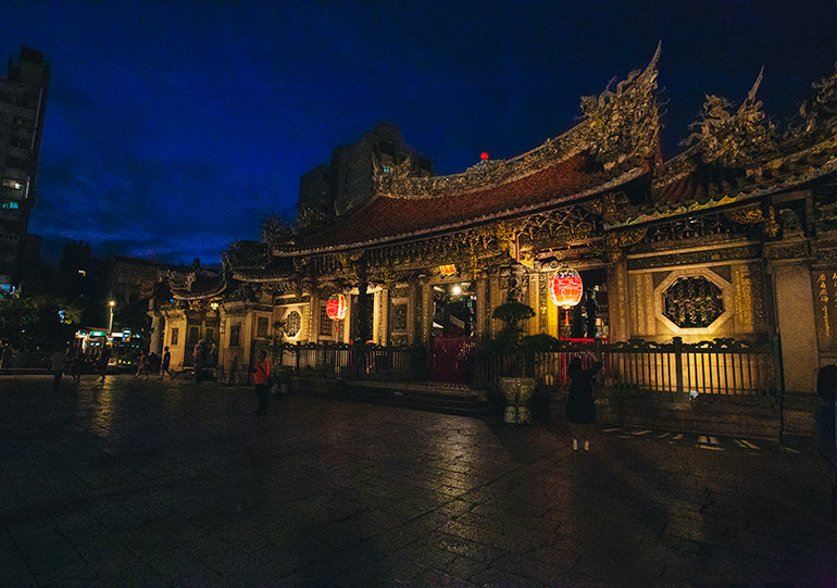 Longshan Temple - Things to do in Taipei.