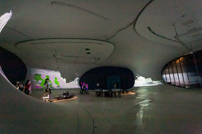 Tutu Gallery, National Taichung Theater