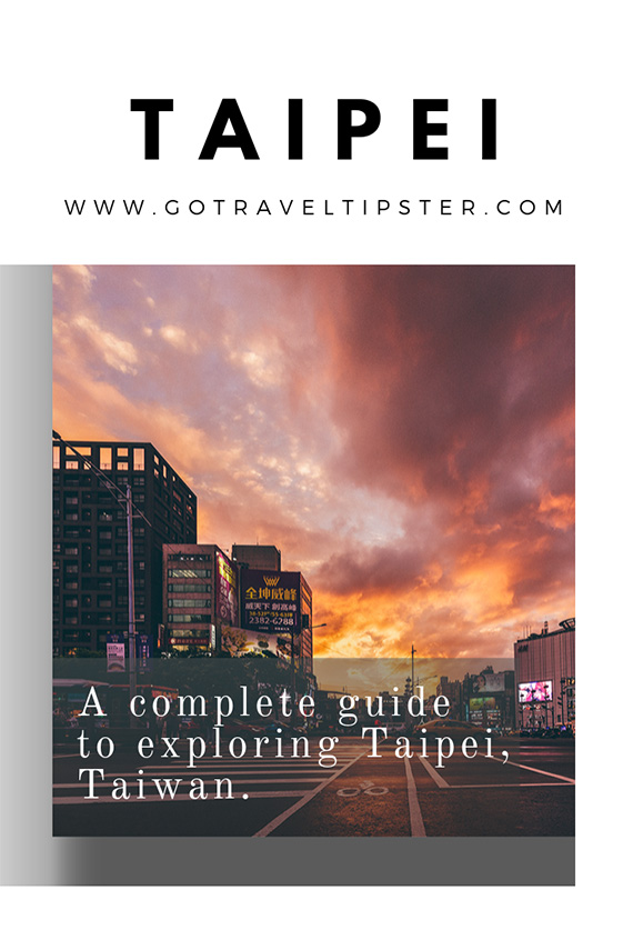 A complete guide to Taipei Taiwan.  Includes everything you need to visit Taipei: things to do , where to stay in Taipei, packing list, where to eat, how to get around, and much more.  A comprehensive guide for the ultimate vacation in Taipei.