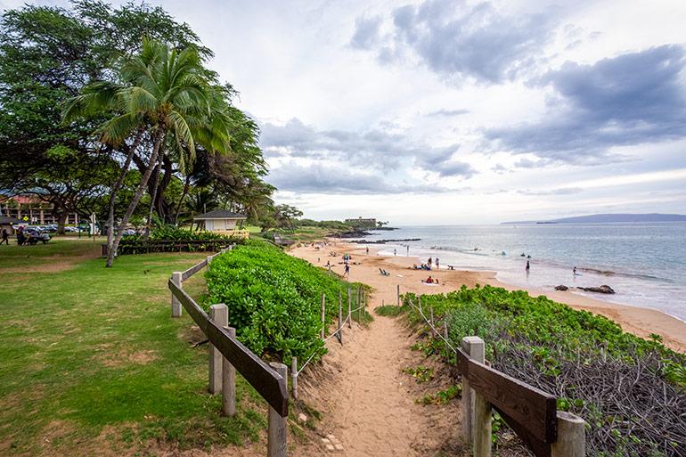 Kamaole Beach Park, Maui Itinerary, Hawaii.