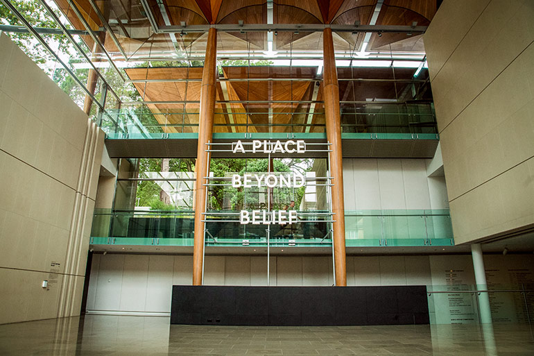Auckland Art Gallery, Auckland, New Zealand.